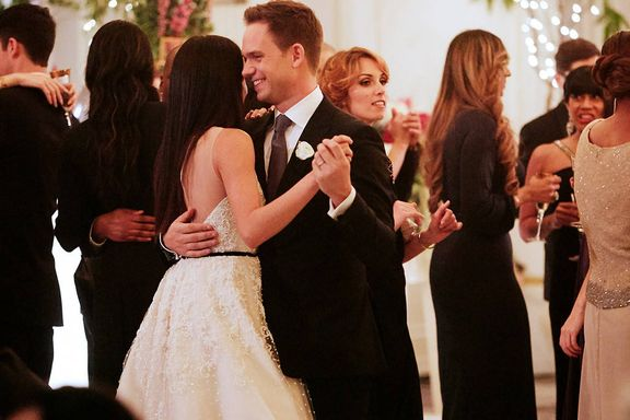 Meghan Markle And Patrick J. Adams' Last Episode Of Suits Airs