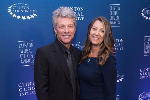 Things You Might Not Know About Jon Bon Jovi And Dorothea Hurley's Relationship