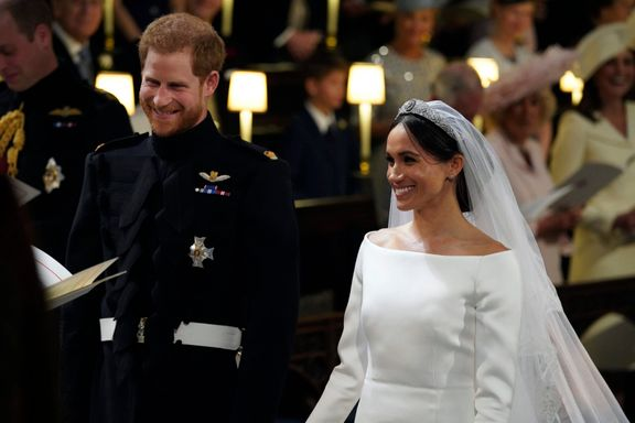 13 Most Dramatic Royal Wedding Moments Ever
