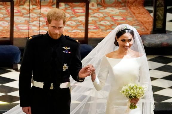 All The Hidden Details On Meghan Markle's Wedding Dress You Didn't Know About