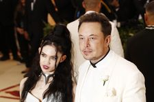 Elon Musk And Grimes Welcome Their First Child Together And Reveal His Very Unique Name