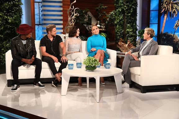 Ellen DeGeneres Apologizes After Calling Jenna Dewan A Tatum Following Channing Split