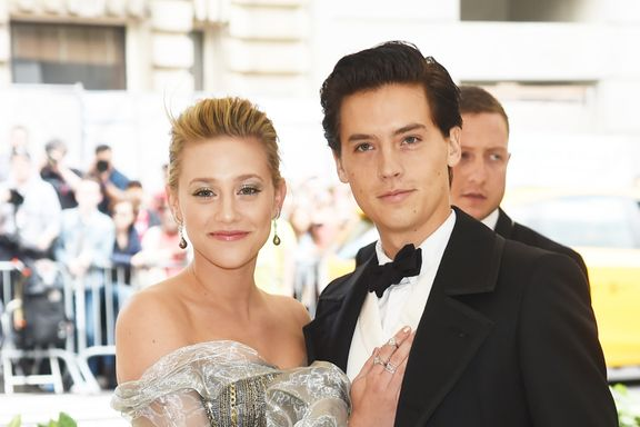 'Riverdale' Couple Cole Sprouse And Lili Reinhart Reportedly Split Again