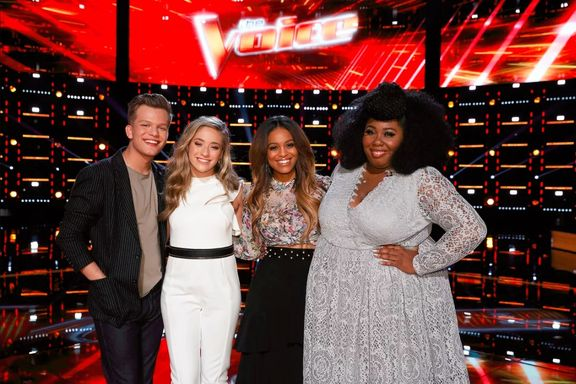 The Voice Season 14 Champ Makes History With Win