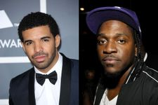 Pusha T Accuses Drake Of Fathering A Secret Love Child