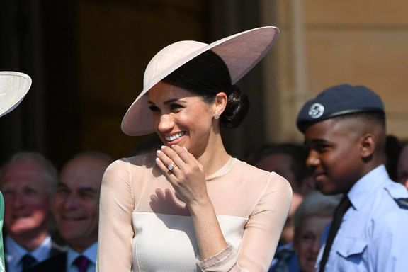 Meghan Markle's Royal Fashion Moments So Far