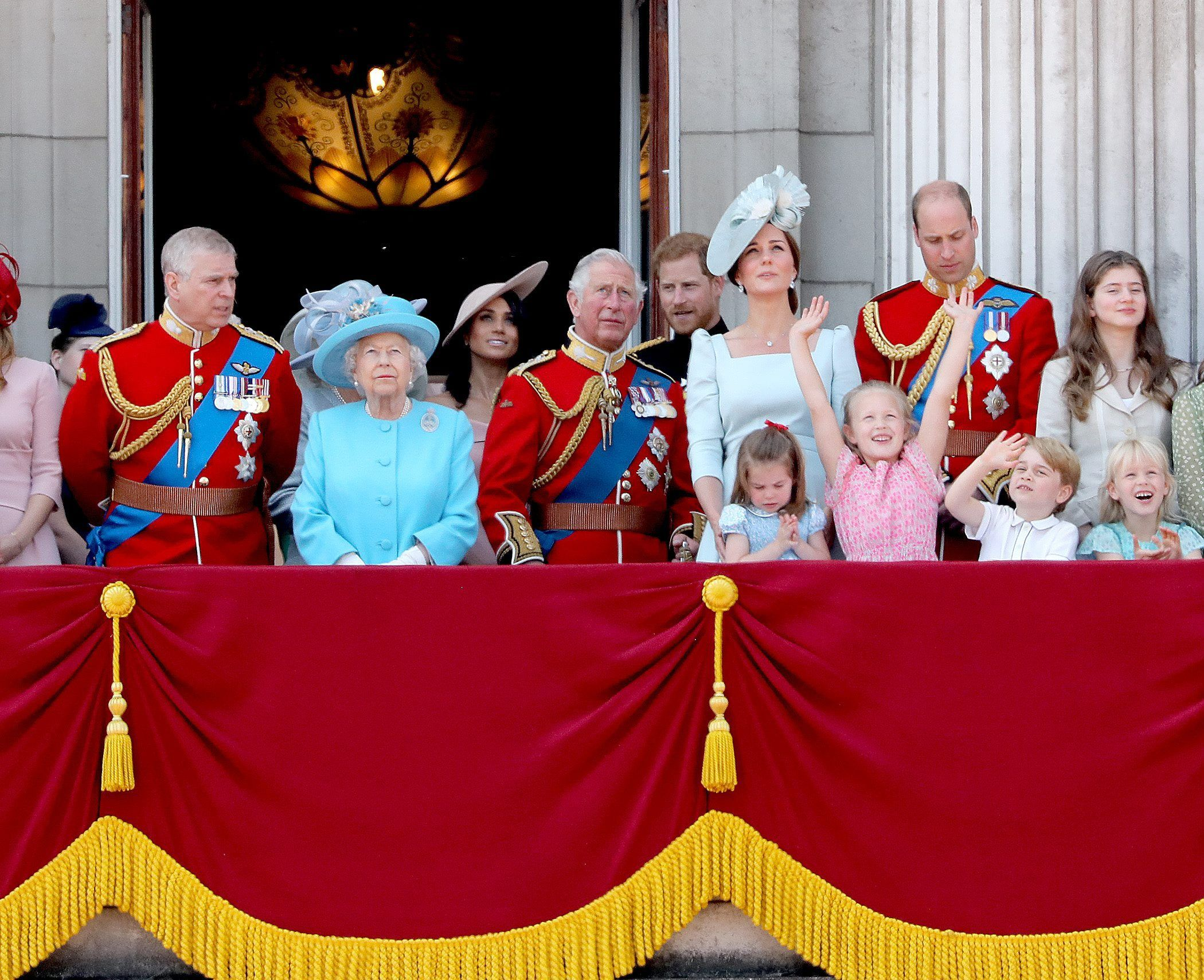 The Royal Family Quiz: Do You Know The Royal Family's Official Titles? - Fame10