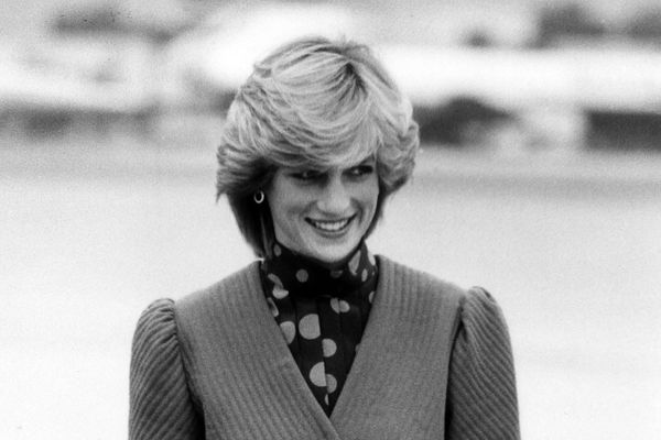 Rare Photos Of Princess Diana