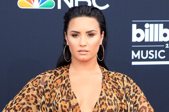 "Demi Lovato Teases Song ""Anyone"" Written And Recorded Before Her Overdose"