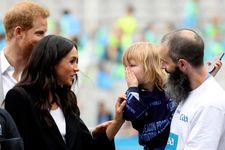 Prince Harry And Duchess Meghan Share Adorable Moments With Fans During Ireland Visit