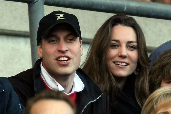 Rare Photos Of Prince William And Kate Middleton You Likely Haven't Seen