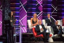 Demi Moore Steals The Show At Ex-Husband Bruce Willis' Roast
