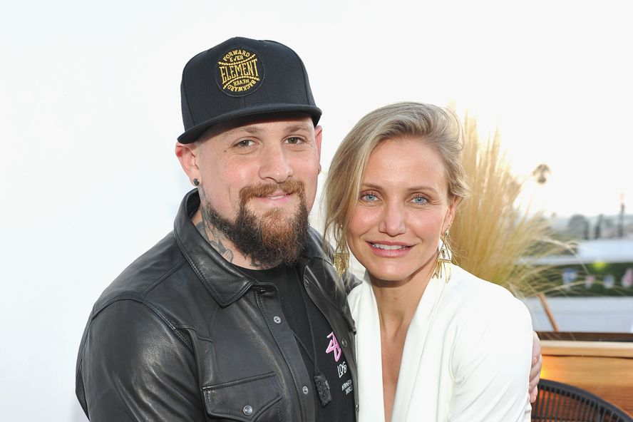 Benji Madden Praises Wife Cameron Diaz On Her First Mother's Day