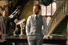 Jude Law Opens Up About Playing Young Dumbledore In Fantastic Beasts Sequel