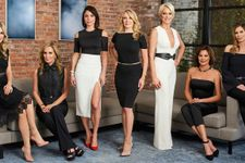 One Real Housewives Of New York City Cast Member Won't Be Returning To The Show