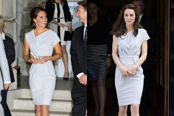 Times That Kate Middleton Repeated An Outfit