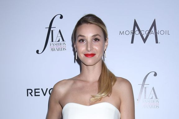 Whitney Port Speaks Out Amid Pratt Family Drama Ahead Of The Hills Reboot