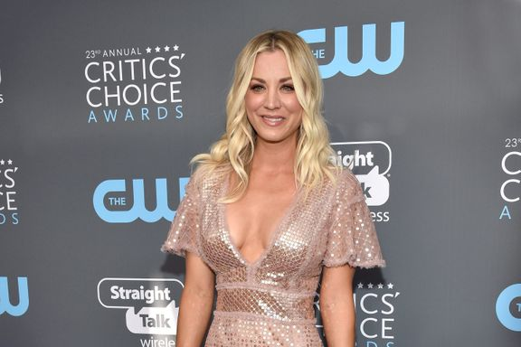 Kaley Cuoco Opens Up About New Role As Harley Quinn Post 'The Big Bang Theory'