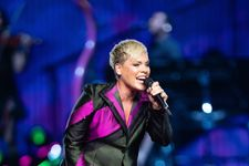 Pink 'Attempts' To Explain After Being Accused Of Canceling Shows To Hit The Beach