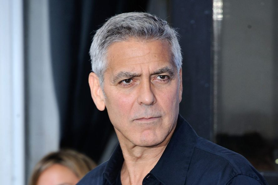 George Clooney Tops This Year's Highest Paid Actors List