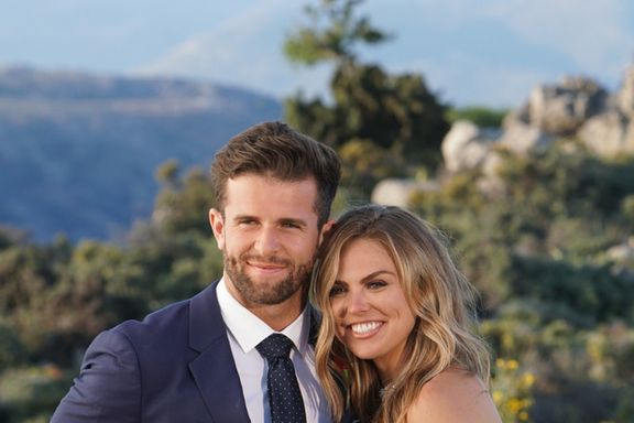 Hannah Brown Reflects On Failed 'Bachelorette' Engagement To Jed Wyatt