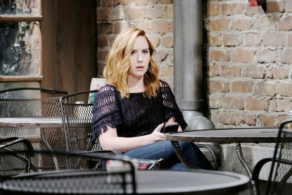 """Camryn Grimes Reflects On The Y&R Moment That Caused Her """"Midlife Crisis"""""""