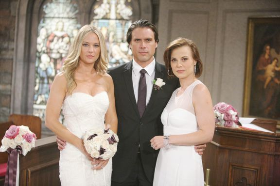 Y&R Weekly Poll: Will Sharon Find Out About Nick And Phyllis This Week?