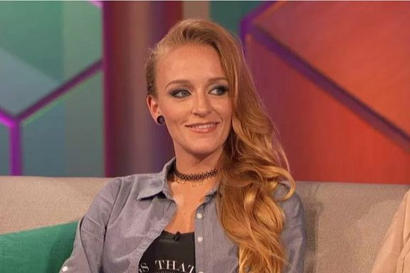 "'Teen Mom' Star Maci Bookout Speaks Out After Putting Son On A ""Strict Diet"""