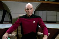 Patrick Stewart To Reprise Role As Jean-Luc Picard In New 'Star Trek' Series