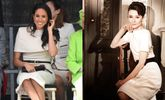 Times Meghan Markle Channelled Audrey Hepburn's Style