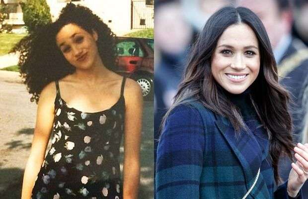 Celebrities Who Look Completely Different With Their Natural Hair - Fame10