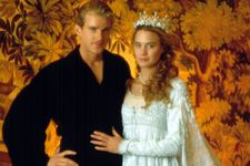 Robin Wright And Cary Elwes Reunite To Announce 'The Princess Bride' Is Coming To Disney+