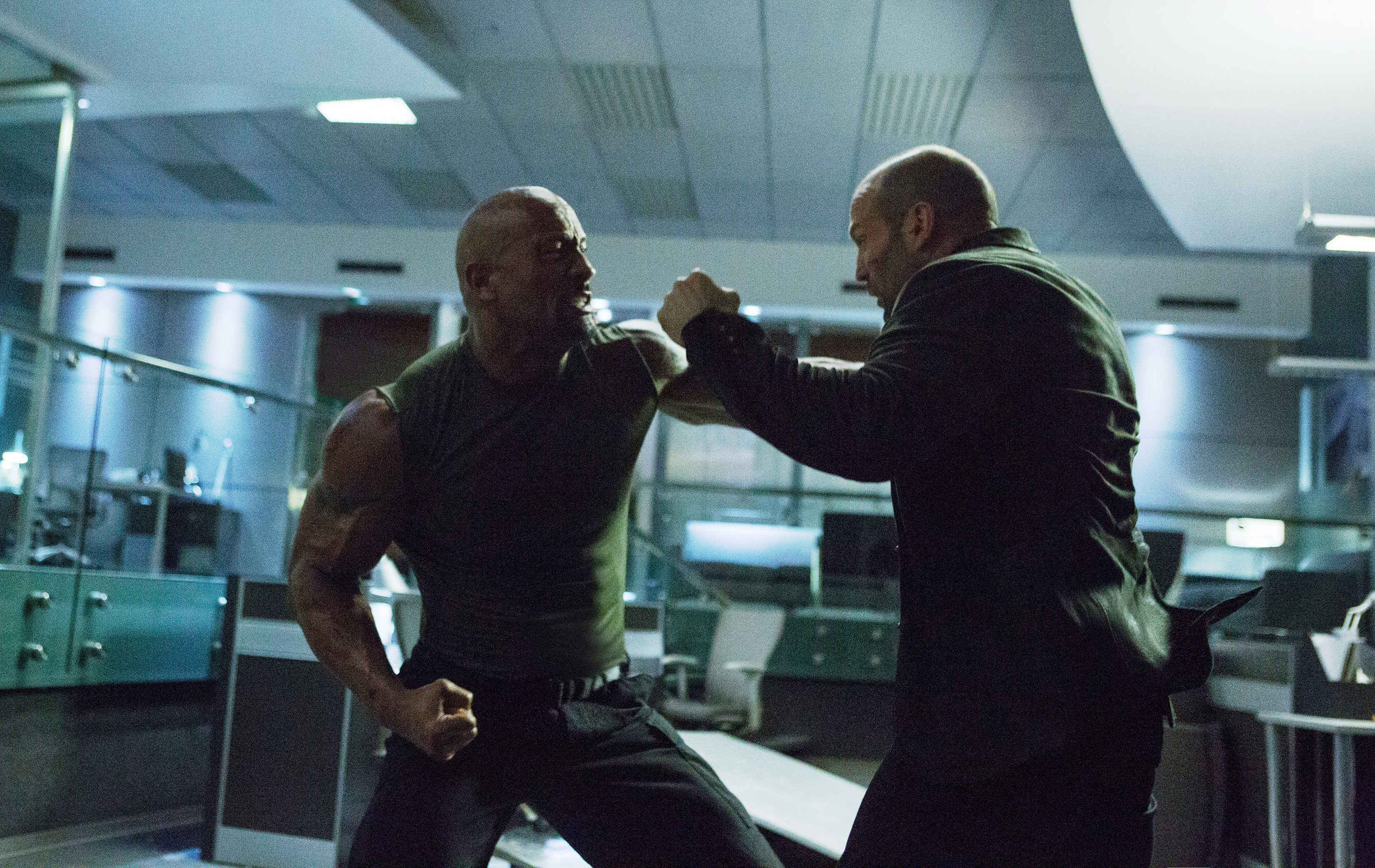 Dwayne 'The Rock' Johnson Shares First Image From 'Fast & Furious' Spinoff