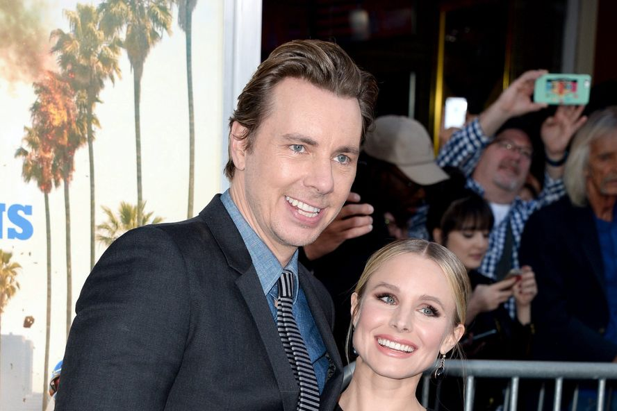 Kristen Bell Celebrates Husband Dax Shepard's Sober Anniversary With Heartfelt Tribute