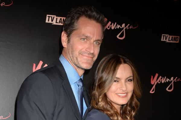 Things You Might Not Know About Mariska Hargitay And Peter Hermann's Relationship