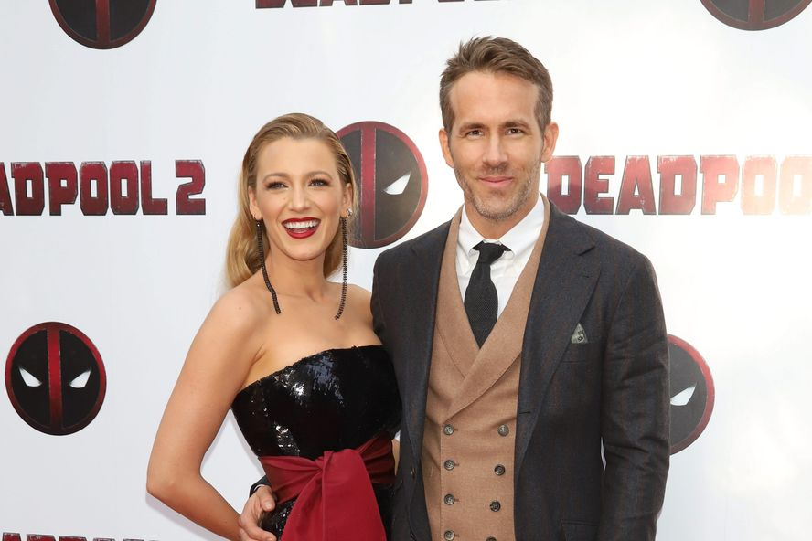 Blake Lively Hilariously Responds To Fake Photo Of Husband Ryan Reynolds In His Underwear