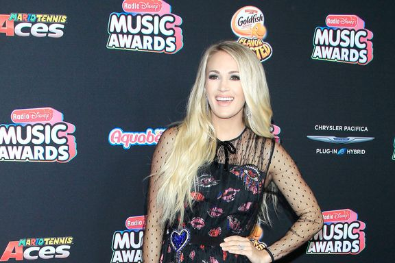 Carrie Underwood Opens Up About Baby Number Two