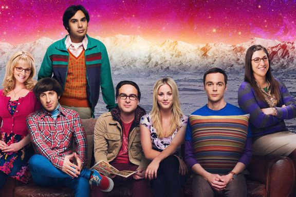 "Kaley Cuoco Shares The Big Bang Theory Cast's ""Epic"" Final Flash Mob Dance"