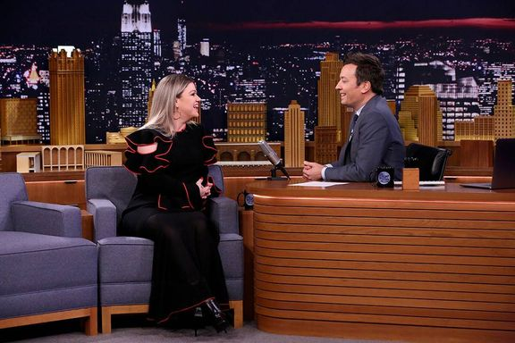 Kelly Clarkson Accidentally Reveals Her New Talk Show