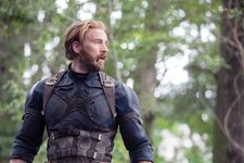 Chris Evans Shares Emotional Message After Finishing Filming As Captain America