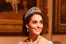 Duchess Kate Gives Nod To Princess Diana By Wearing Her Crown