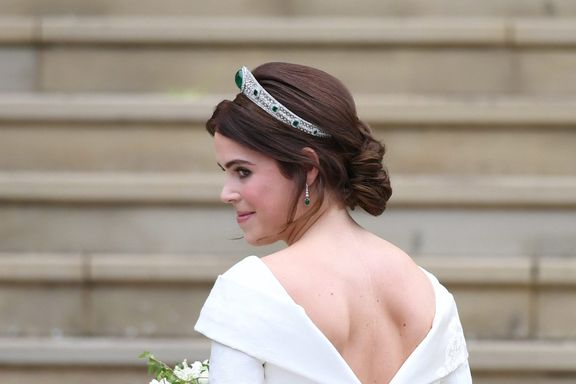 Princess Eugenie Shares Photo Of Her Back Scar In Honor Of International Scoliosis Awareness Day