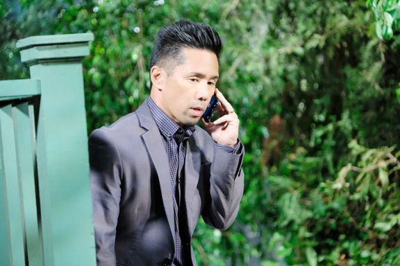 Parry Shen Is Leaving General Hospital