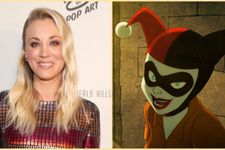 Kaley Cuoco To Voice Harley Quinn In Upcoming Series