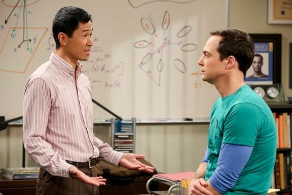 Big Bang Theory Ties Into Young Sheldon With Adult Version Of Tam Nguyen