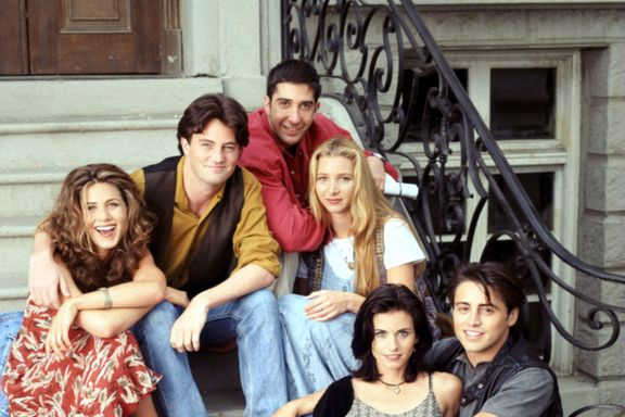 "Most Shocking Revelations From The ""Friends"" Book ""I'll Be There For You"""