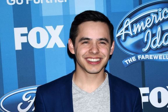 "Former American Idol Runner-Up David Archuleta Opens Up About ""PTSD"" From Show"