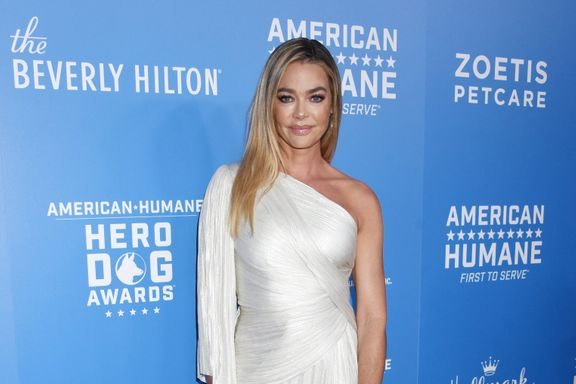 RHOBH's Denise Richards Speaks Out About Alleged Brandi Glanville Affair