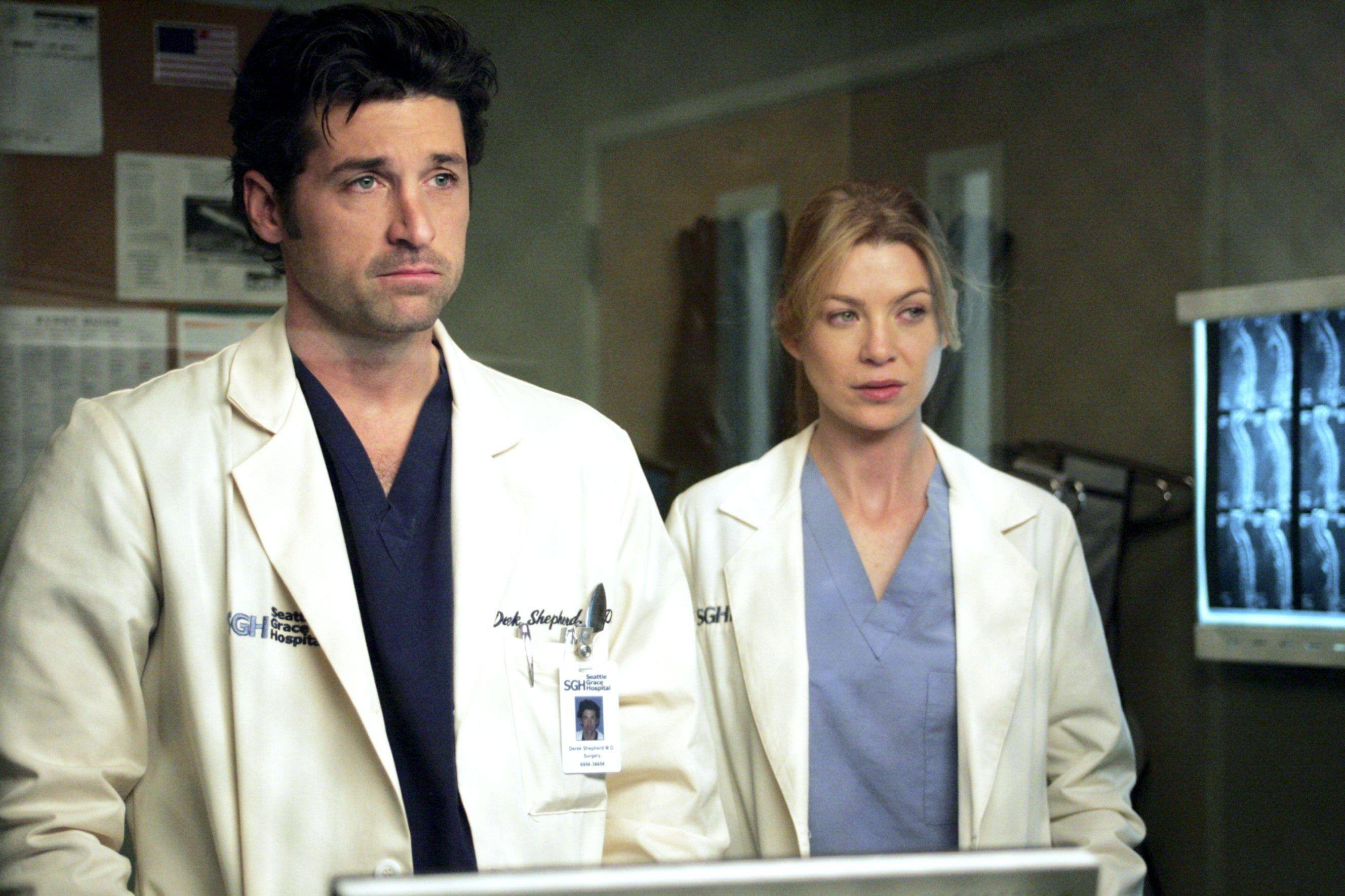 Grey's Anatomy Quiz: How Well Do You Know Derek Shepherd? - Fame10