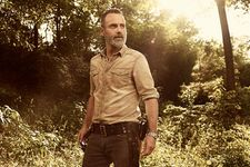 Andrew Lincoln To Reprise Role As Rick Grimes In Multiple 'Walking Dead' Films
